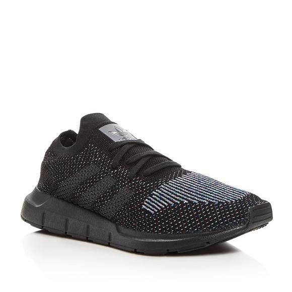 a5728d6e4 Adidas Men s Swift Run Primeknit Lace-Up Sneakers